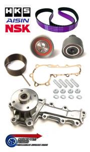 UPRATED HKS Cambelt Timing Belt Kit & Water Pump - For R33 GTS-T RB25DET Skyline
