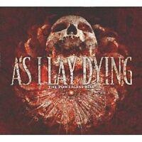 "AS I LAY DYING ""THE POWERLESS RISE"" CD 11 TRACKS NEU"