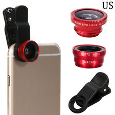 3 in1 is a tiny clip-on detachable jelly lens for mobile phones & digital camera