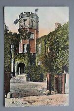 R&L Postcard: 1908 Headmasters House Rugby
