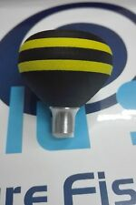 BLUSPIN CRAZY KNOB IN EVA FOR REEL DAIWA SIZE: 39mm COL. NRG  100% MADE IN ITALY