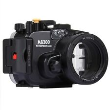 40m Waterproof Underwater Housing for Sony A6300 Camera