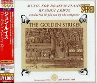 John Lewis - The Golden Striker [CD]