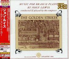 John Lewis - The Golden Striker [CD]