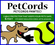 PetCords Mini 6ft Dog and Cat Cord Protector-Protects Your Pets From Chewing