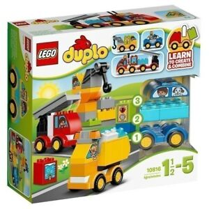LEGO 10816 MY FIRST CARS AND TRUCKS Brand New