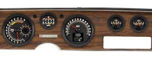 Dakota Digital 1970-81 Pontiac Firebird Retrotech Gauge System RTX-70P-FIR-X