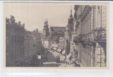 AK Linz, Landstrasse, Foto-AK 1930