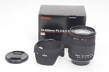 Sigma AF 18-200mm f3.5-6.3 DC Lens Pentax                                   #156
