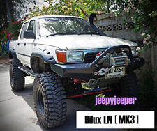 Jungle OFF-ROAD TOYOTA HILUX MK3 1989-1997 LN105 LN106 FENDER FLARES WHEEL ARCH