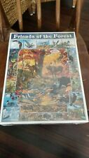 "Friends Of Teh Forrest Jigsaw Puzzle NEW Sealed  1000 Piece 24"" x 30"""