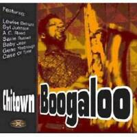 CHITOWN BOOGALOO Various Artists NEW & SEALED NORTHERN SOUL R&B CD (GOLDMINE)