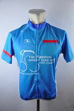 Scody Santos bike ride Perth CYCLING JERSEY MAGLIA Ruota Maglia Taglia M 54cm 22d