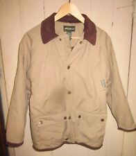 Mens/Boys Eddie Bauer Expedition 20 Outfitter Cotton Lined Jacket Size 10/12