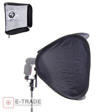 40x40cm Studio Umbrella Softbox Soft Box Reflector Flash Speedlite