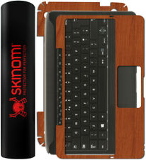 Skinomi Light Wood Full Body Skin for Samsung ATIV Smart 500T/700T Keyboard