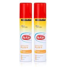 Autan Protection Plus Multi Insektenschutz Spray 100ml (2er Pack)