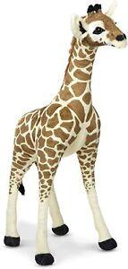 Lifelike Baby Giraffe Toy Plush Kids/Child/Infant 3 Feet Tall Melissa and Doug