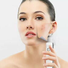 Rechargeable Ultrasonic Facial Skin Scrubber Remove aged keratin Fade Wrinkles
