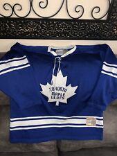 Toronto Maple Leafs CCM Vintage Hockey Jersey Men's XL