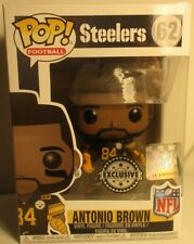 Funko Pop NFL Antonio Brown Pittsburgh Steelers Football #62