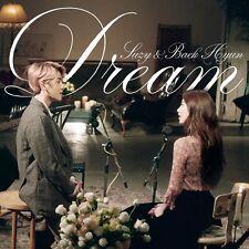 SUZY( MISS A) X BAEK HYUN( EXO) SINGLE ALBUM [ DREAM ] SM,JYP KPOP