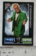 2008 Hornswoggle, Topps Slam Attax ECW card
