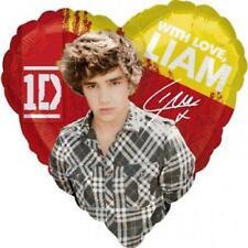 Liam 1D ONE DIRECTION CUORE Anagramma Foil Balloon Grandi