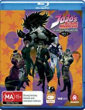 Jojo's Bizarre Adventures: Stardust Crusade set 3 -  Blu Ray - Region B