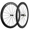 Factory Sales Superteam Clincher Carbon Wheels 50mm Road Carbon Wheelset Bicycle