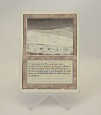 Tundra - Revised - MTG - Magic the Gathering - Actual Scan