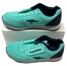 KangaROOS Sport Zipper Pocket Sneaker Shoes Size 7