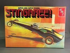 REISSUE AMT 1:25 Model Kit Stingaree Dragster Factory Sealed