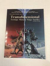 Palladium Books Presents Trans dimensional Teenage Mutant Ninja Turtles