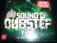 Ministry Of Sound Vol 3 Sound Of Dubstep 2 CD Mixed By Bar 9 & Doctor were Wolf