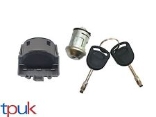 IGNITION SWITCH AND BARREL + 2 KEYS FORD FIESTA FUSION CMAX BMAX TRANSIT NEW