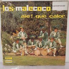 """Los Matecoco–Aïe! Que Calor (Vinyl 12"""" LP)"""