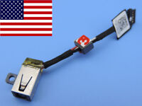 Original New DC Power Jack In Cable Harness for DELL XPS 13 9350 0P7G3 00P7G3