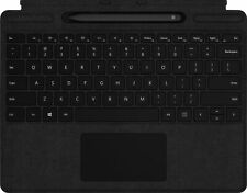 Microsoft Surface Pro X Signature Keyboard with Slim Pen Black (QSW-00001) (VG)
