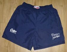 SALE SHARKS RUGBY-Ladies Fit-NEW UNWORN-Sports/Casual Shorts-Embroidered-Size 14