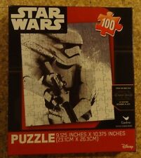 Star Wars Puzzle 100 Pieces The Force Awakens New Free Shipping