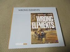 """DVD """"WRONG ELEMENTS"""" documentaire / OUGANDA"""