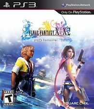 Final Fantasy X | X-2 - HD Remaster [PlayStation 3 PS3, RPG Video Game] NEW