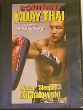 "Muay Thai - Combat - Walter ""Sleeper"" Michalowski - Vol. 2 - The Thai Pad Workou"