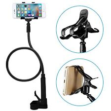 Skiva Flexible Long Arms Universal CellPhone Clip Holder Stand for iPhone & more