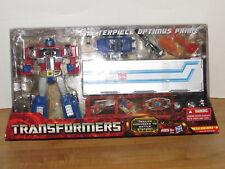 Hasbro Transformers Masterpiece Optimus Prime MP-10 MIB Complete tru exclusive