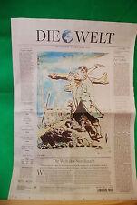 """Neo RAUCH.....und """"DIE WELT""""__Die Welt des Neo RAUCH__Chefredakteur am 30.10.13"""