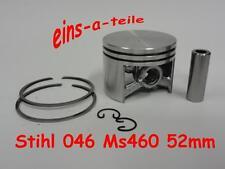 Kolben passend für Stihl 046 52mm NEU Top Qualität