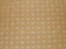 Gold Star Print Jacquard Upholstery Fabric  1 Yard R152