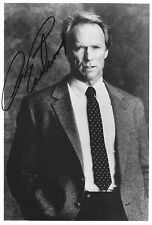 Autogramm Autograph Clint Eastwood Dirty Harry Space Cowboys